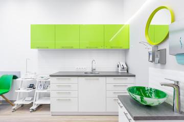 Modern dentistry clinic