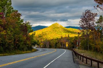 Fall in Adirondack Mountains