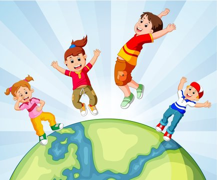 Children and the world