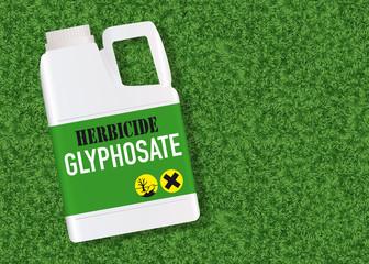 herbicide - pesticide - désherbant - bidon -agriculture - environnement - santé - pollution