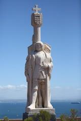 Juan Rodríguez Cabrillo Statue in San Diego