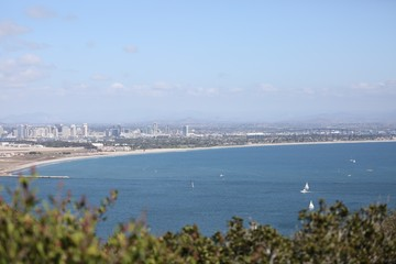 Point Loma View San Diego