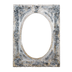 Decorative antique frame