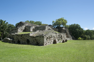 Fototapeten Ruinen ruinas de kohunlich