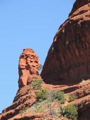 Standing High in Arizona