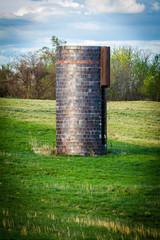 Brick Farm Silo