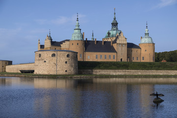 Kalmar Castle - Smaland in Sweden