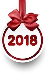 2018 New Year card.
