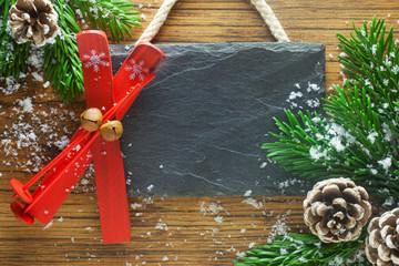 Winter Holidays - Blank Slate