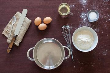 Pancake Mix Ingredients
