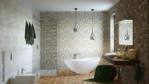 Bagno con vasca normale picture of hotel imperial tallinn