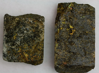 High-Grade Gold Ore from Mojave Desert, California USA