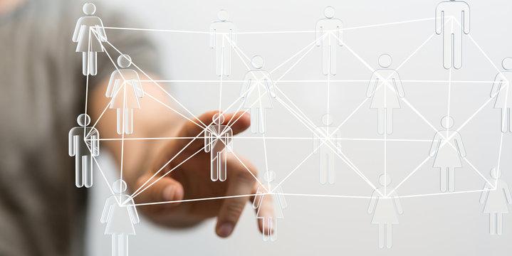 digital networking
