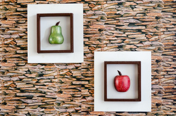 Apple frames