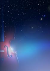 Fondo violino