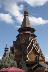 The Izmailovo Kremlin