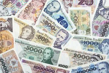 Old Polish money, a background