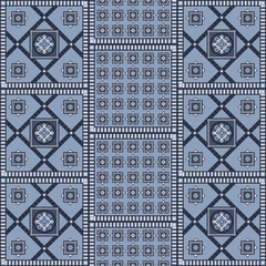 Seamless geometric pattern 14