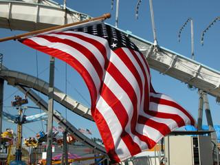 US FLAG BANGOR MAINE