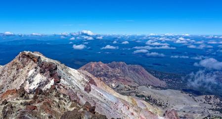 View from Lassen Peak