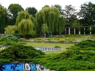 Clara-Zetki-Park in Leipzign