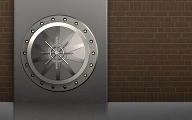 3d vault door vault door