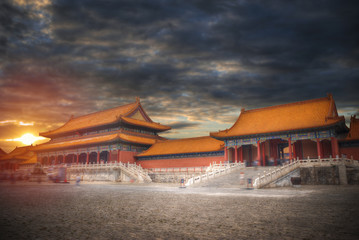 Forbidden City is the largest palace complex in the world.