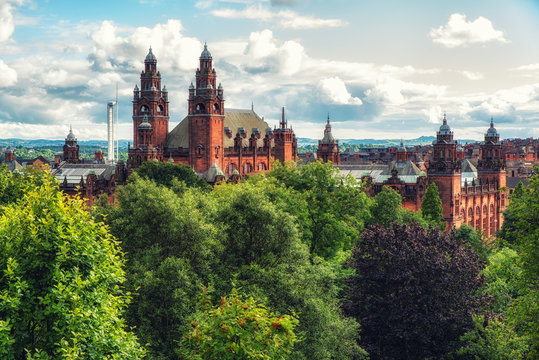 Towers of Kelvingrove