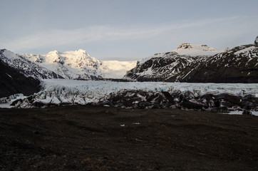 Glaciar Vatnajokull, islandia