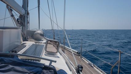 Fototapete - Segelschiff