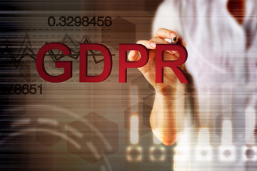 Concept of GRPR - general data protection regulation