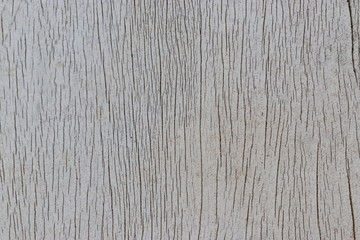 Surface of white wooden table. Traces of handmade. Use for background or banner website and template. Beautiful pattern.