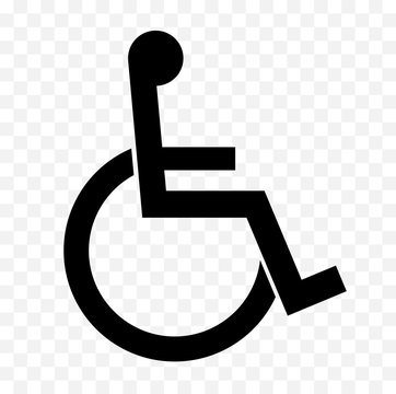 disabled sign icon