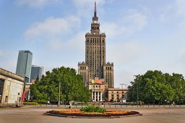 Warschau, Stadtzentrum