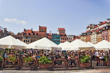 Warschau, Altstadt