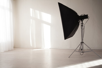 Flash white backgrounds Photo Studio decor