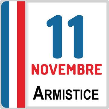 Armistice - 11 novembre