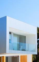 Modern house  villa