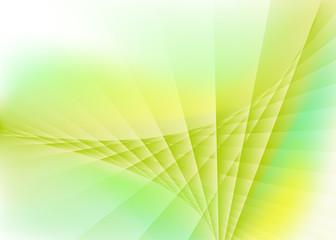 緑の抽象的背景素材