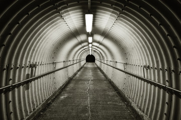 Acrylic Prints Tunnel tunnel