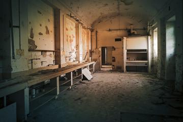 Locale Cucina di Villa Detentore