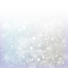 Shiny Winter Background