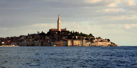Mediterranean town Rovinj, Croatia