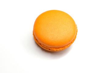 Poster Macarons orange macaroon