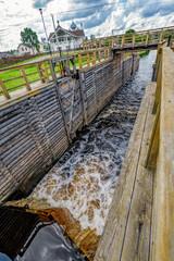 Tikhvin water system