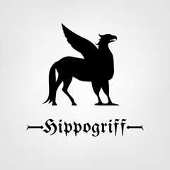 Vector hippogriff Image