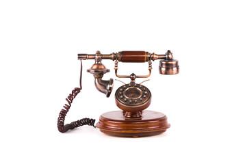 ancient vintage phone