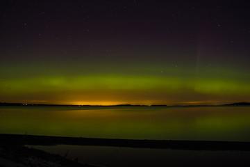 Aurora Borealis in New England