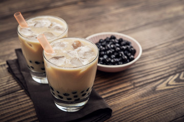 Homemade Milk Bubble Tea