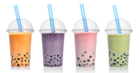 Various Bubble Tea
